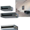 Fujitsu VRF Plus İç Üniteler Kompakt kanallı