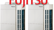 Fujitsu VRF Plus Dış Ünite Teknik Özelliklerin