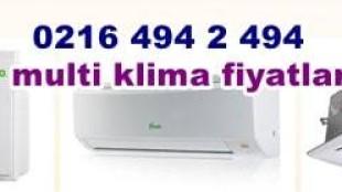 Multi klima fiyatları