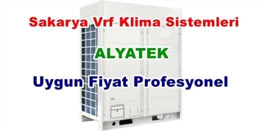 Sakarya vrf klima servis