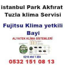istanbul Park Akfırat Tuzla klima SERVİS